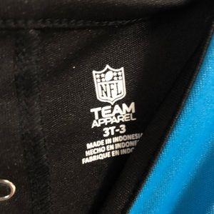 NFL Matching Sets - Carolina Panthers Cheer 3T NWT 64173e852